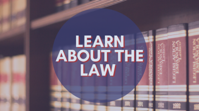 Learn about the Law: Online client education library