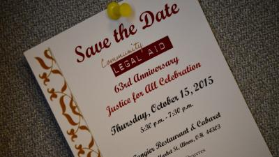 63rd Anniversary Justice for All Celebration