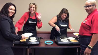 Pancakes for Pro Bono at Stark County Bar Association
