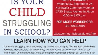 Workshop: Helping Your Child Succeed in School (Summit)